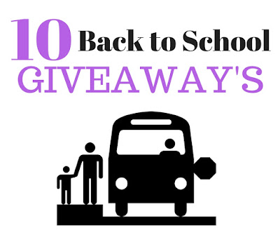 Giveaways Back to School