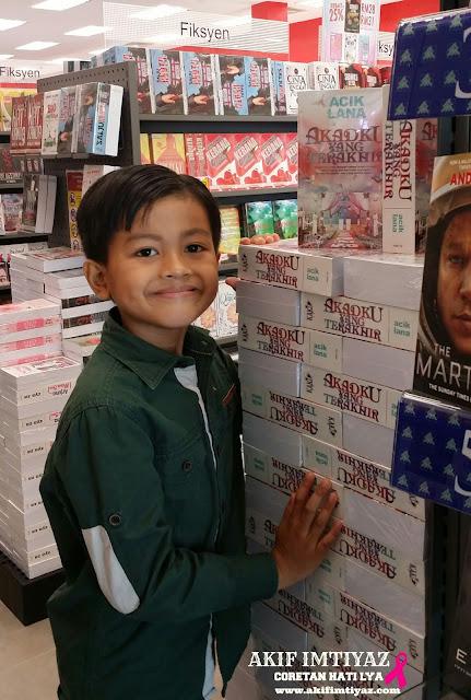 Kedai Buku Popular Mesra Mall