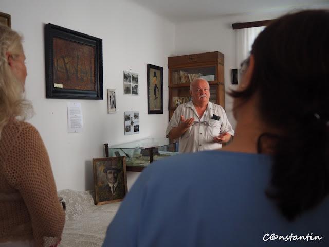 Evenimentul de la Casa Memorialã George Topîrceanu din Iaşi - blog Foto-Ideea