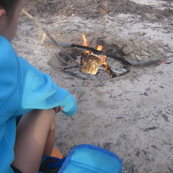 Wild Plum Hill: Easter Weekend Camping