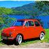 Fiat 500: Ein Oldtimer im Grünen - Fotowettbewerb 2017 und Sturmtief Herwart!