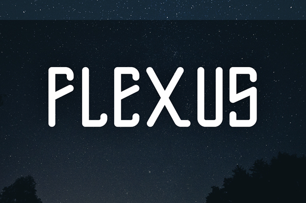 Download Font Terbaru 2018 - Flexus Free Font
