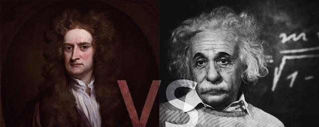 Newton mu Einstein mı