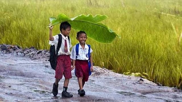 Biar Hujan tak Menjadi Bencana dan Malah Jadi Berkah, Ini 8 Amalan yang Harus Anda Lakukan