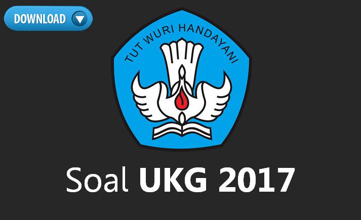 Soal Ukg 2017 Dan Kunci Jawaban Kelas Rendah Format Doc Wiki Edukasi
