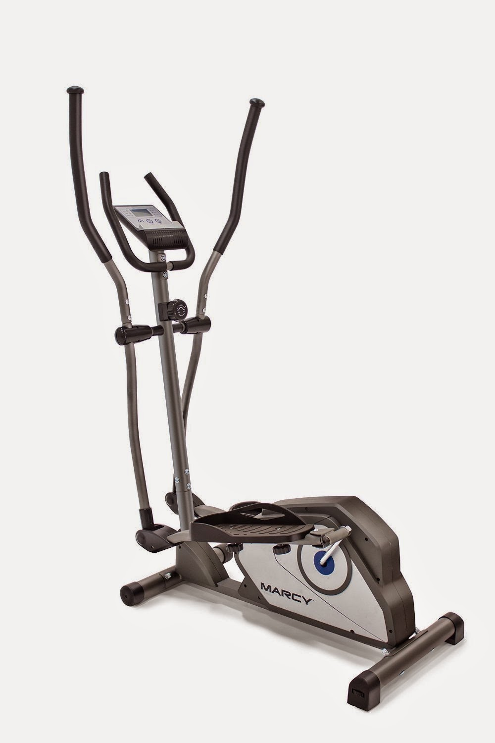 Marcy Marcy NS-40501E Elliptical Trainer, review, straightforward & easy to use, large flywheel and magnetic resistance for smooth natural motion