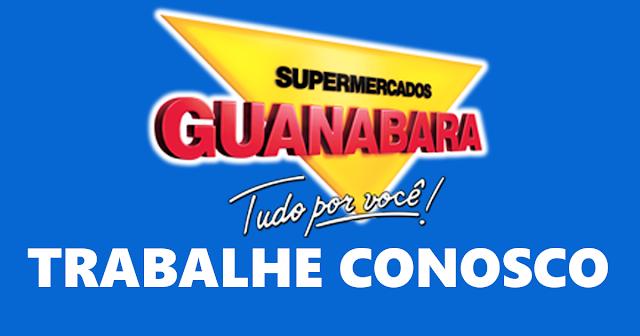 Resultado de imagem para TRABALHE CONOSCO GUANABARA