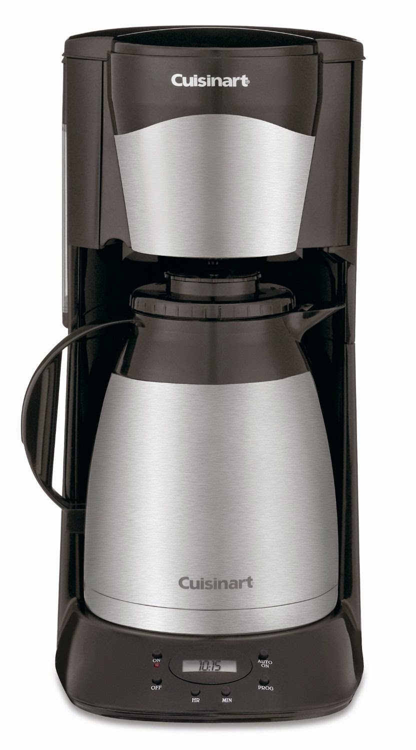Cuisinart Coffee Makers: 12-Cup Thermal Automatic Coffee Maker