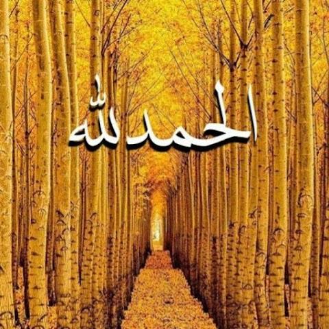 Alhamdulillah |  Muhasabah Diri