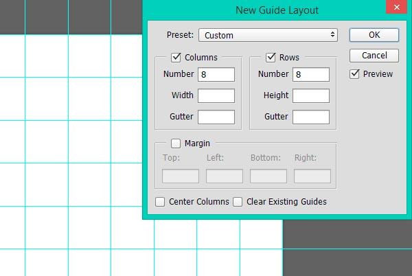 new guide layout