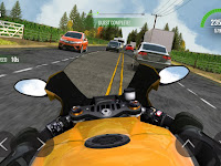 Download Game Moto Traffic Race 2 v1.6 Mod Apk (No Ads, Unlimited Money) Terbaru