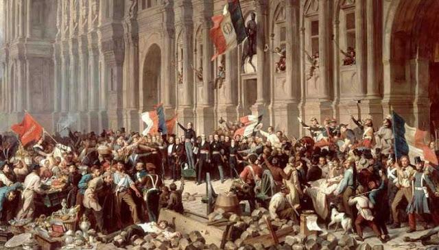 Kronologi Sejarah Runtuhnya Monarki Absolut Perancis