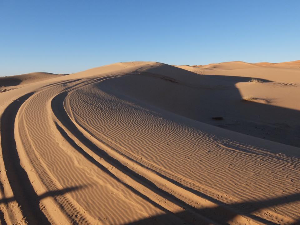 wisata sahara maroko