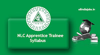 NLC Apprentice Trainee Syllabus