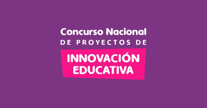 FONDEP publica bases de Concurso Nacional de Proyectos de Innovación Educativa - www.fondep.gob.pe
