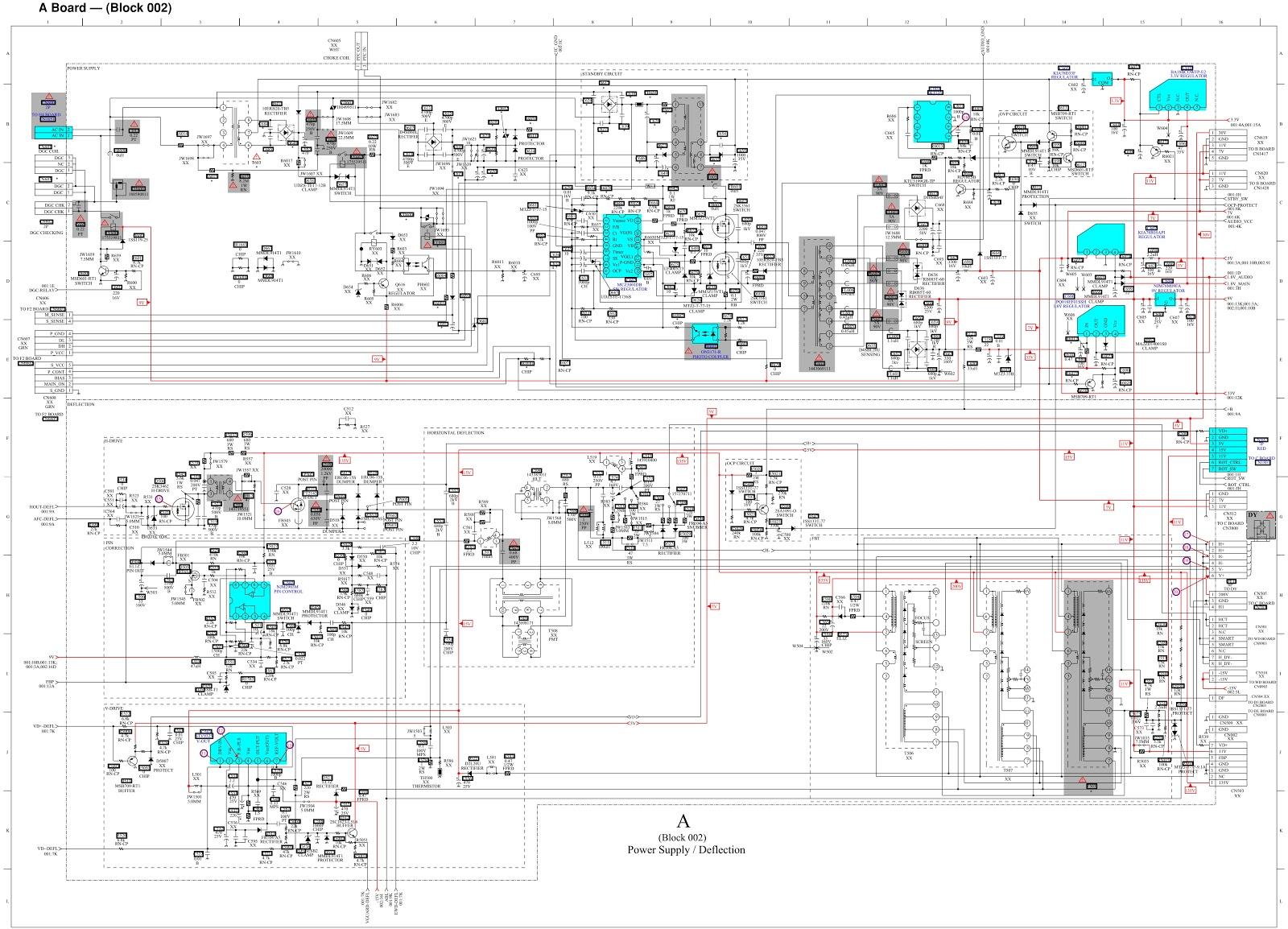 sony tv circuit diagram wiring diagram new lcd tv circuit diagram circuit diagrams free caroldoey [ 1600 x 1154 Pixel ]