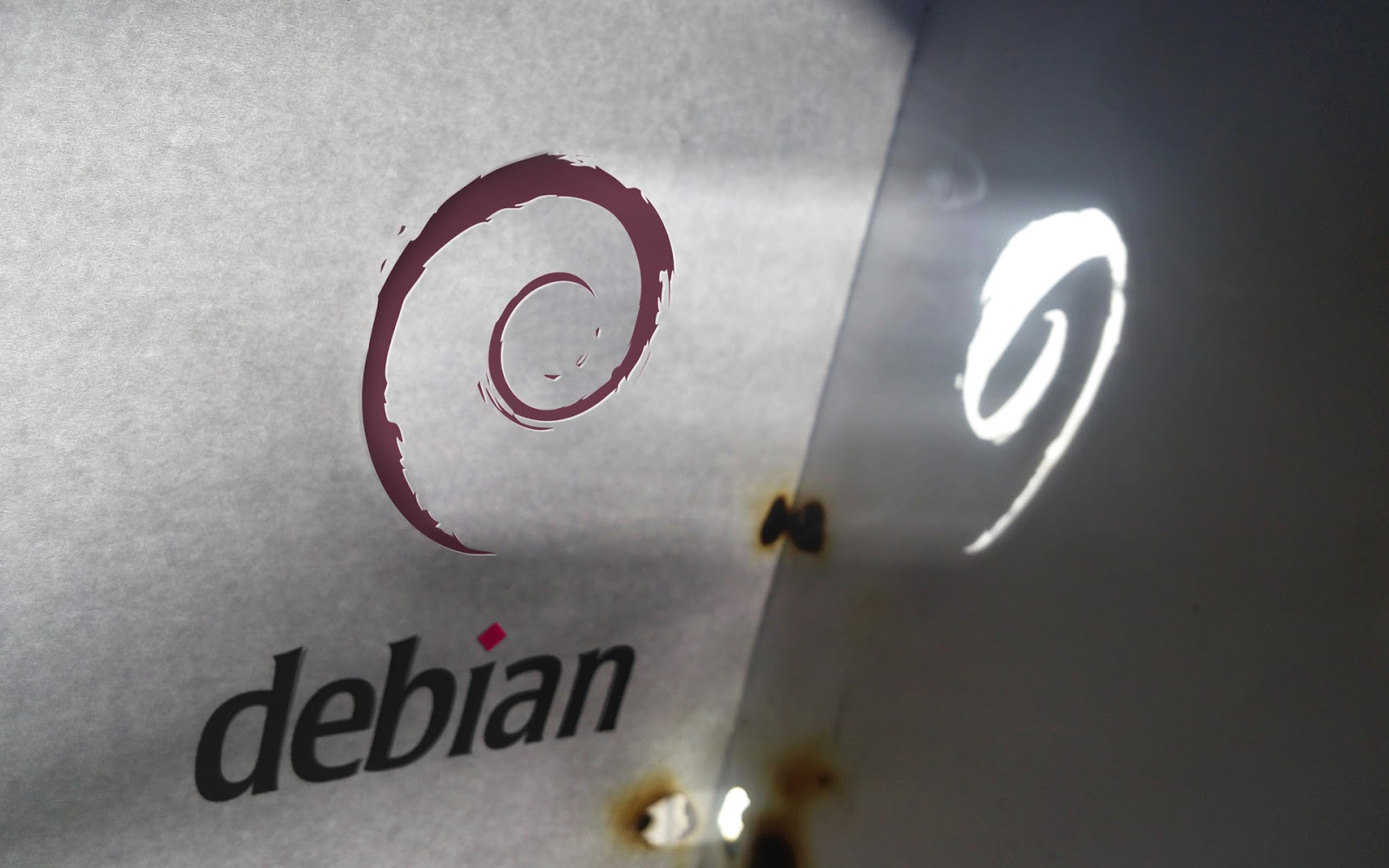 Wallpaper Debian