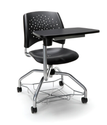 Stars Foresee Tablet Arm Chair