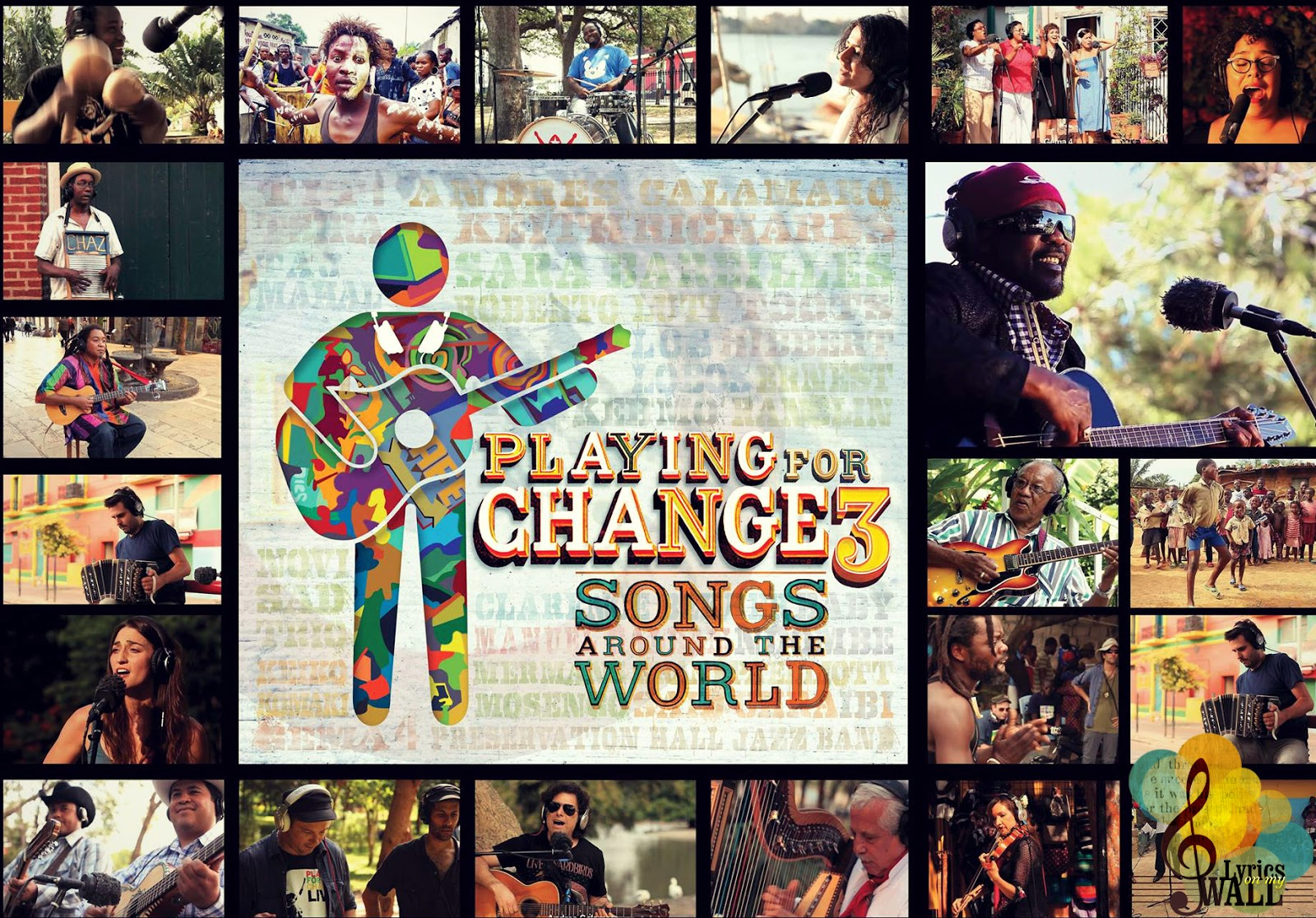 playing for change songs