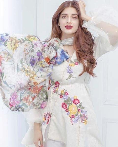 Pakistani Model Mawra