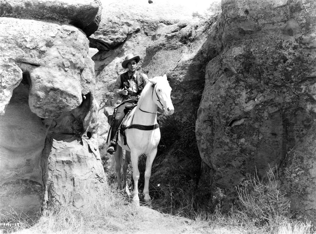 A Drifting Cowboy Reel Cowboys Of The Santa Susanas Lash Larue