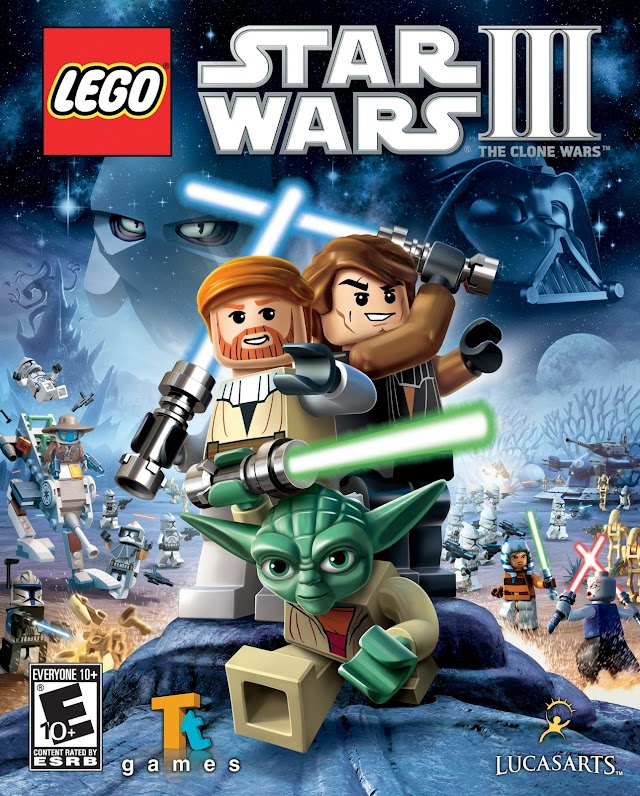 download file exe / launcher only LEGO Star Wars III The Clone Wars