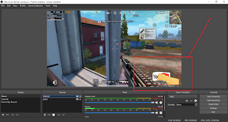 Cara Menghilangkan Green Screen Pada OBS Studio Ketika Record Video Atau Live Streaming