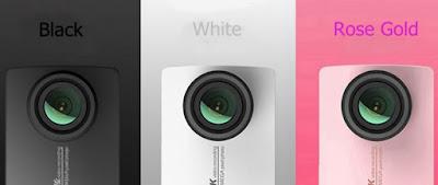Xiaomi Yi 4K, cámara de acción