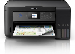 use model features an increased ink filling upwardly organization as well as novel printer ink bottles built fo Epson Expression ET-2750 EcoTank Drivers Download