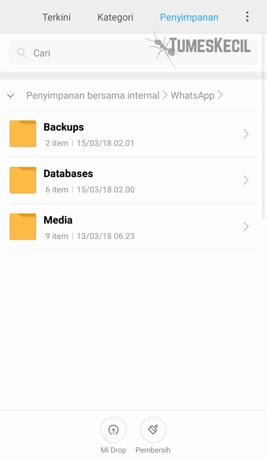2 Cara Menyimpan Status Whatsapp Dengan Mudah Tanpa Aplikasi Tanpa