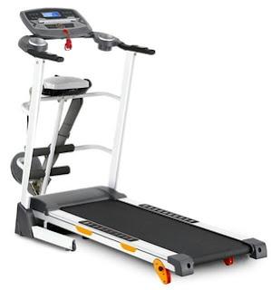 Treadmill elektrik miami m2