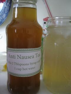 Anti Nausea tea