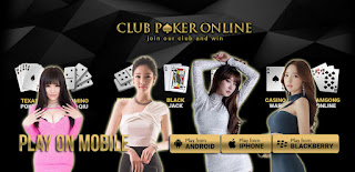 Pasukan Dealer Cantik Live Poker Clubpokeronline