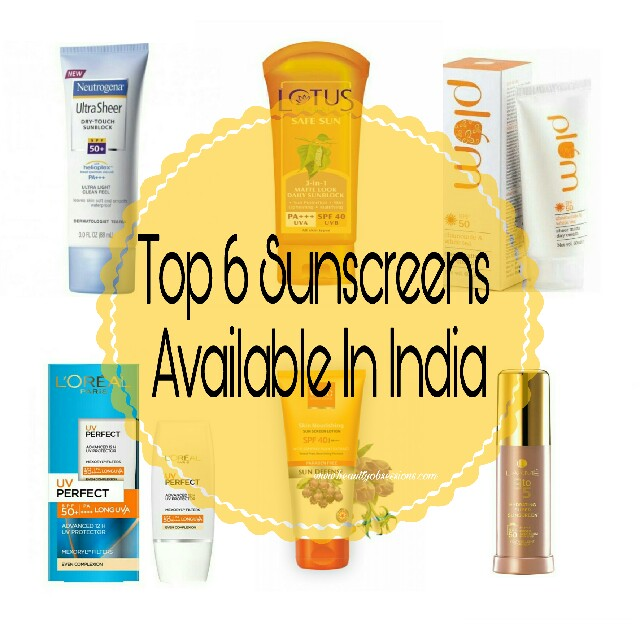 6 Best Sunscreens Available In India (Say Bye to Sunburn and Tanning)