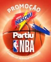 Promoção Partiu NBA Nescau 2018 Prêmios Participar