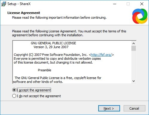 ShareX 12.1.0 imagenes