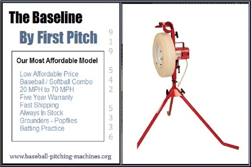 skills pitching machine