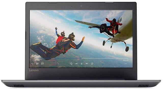 Lenovo Ideapad 320 Intel Core i3 6th Gen 14-inch Laptop (4GB-1TB HDD-Windows 10 Home-Onyx Black-2.2kg) 80XG008MIN