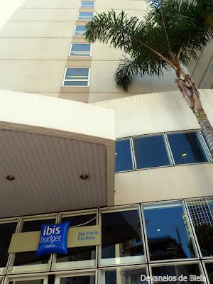 Hotel Ibis Budget Paulista - São Paulo