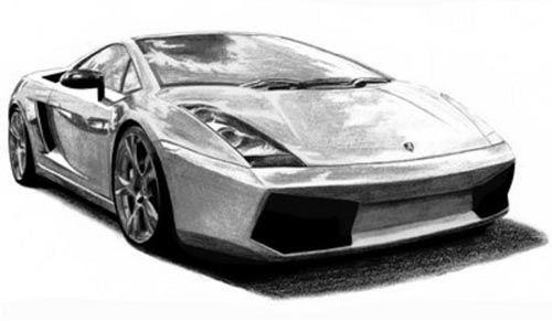 WORLD FUTURE DREAM CAR: Car Drawing