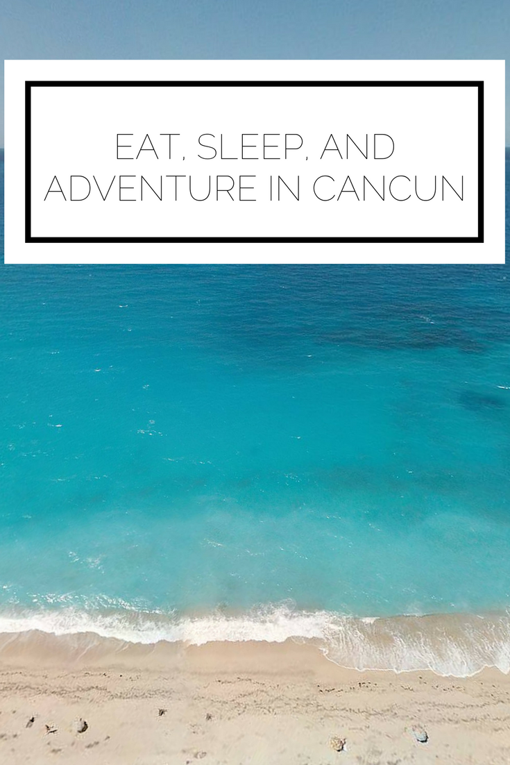 Click to read now or pin to save for later! Heading off to Cancun? Here's everything you need to know for a successful trip