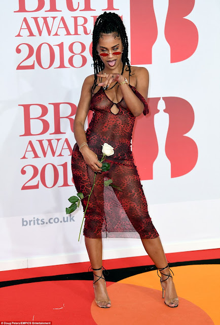 brit awards 2018 worst dressed