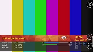 Arryadia Live HD - Nilesat/Hotbird/Badrsat/Eutelsat