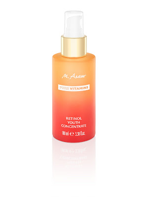 PURE VITAMINS Retinol Youth Concentrate