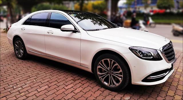 Mercedes S450 L Luxury 2019 là chiếc xe sedan 5 chỗ thiết kế ngoại thất và nội thất vô cùng sang trọng và lịch lãm