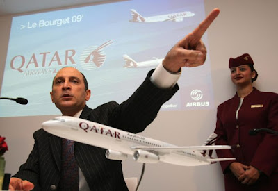 CEO Qatar Airways, Al-Baker: AS Menyiram Api dengan Bensin