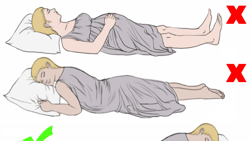 All You Need To Know About Sleeping Positions During -7340