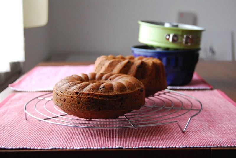 Pastasciutta Kleine Rotweinkuchen Aus Eins Mach Zwei