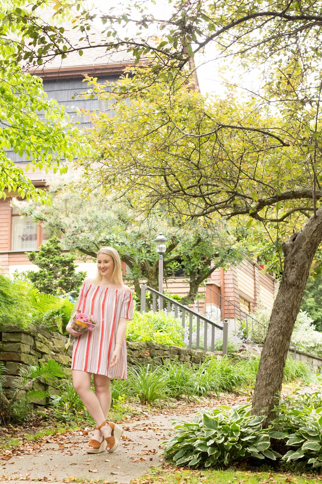The perfect dress with Johnathan Michael's Boutique