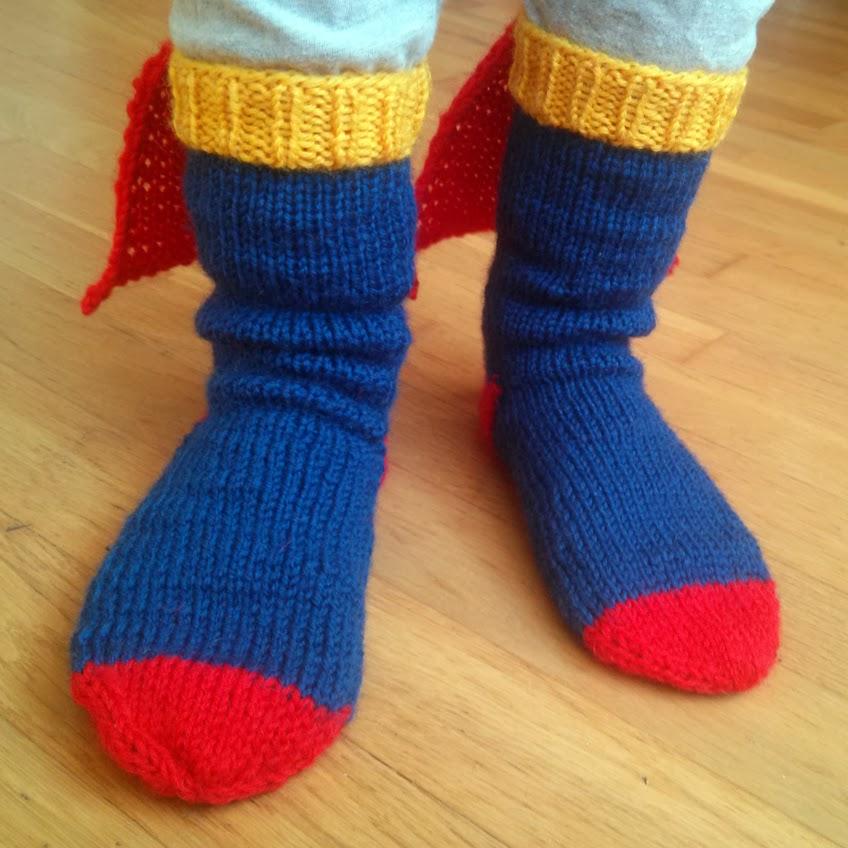 Thepas: Free Knitting Pattern: Steely Man Socks